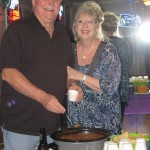 CHEFS PETE AND CYNDI PETREE
