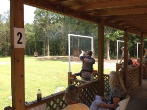 CLAY SHOOT 8