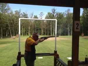 CLAY SHOOT 9