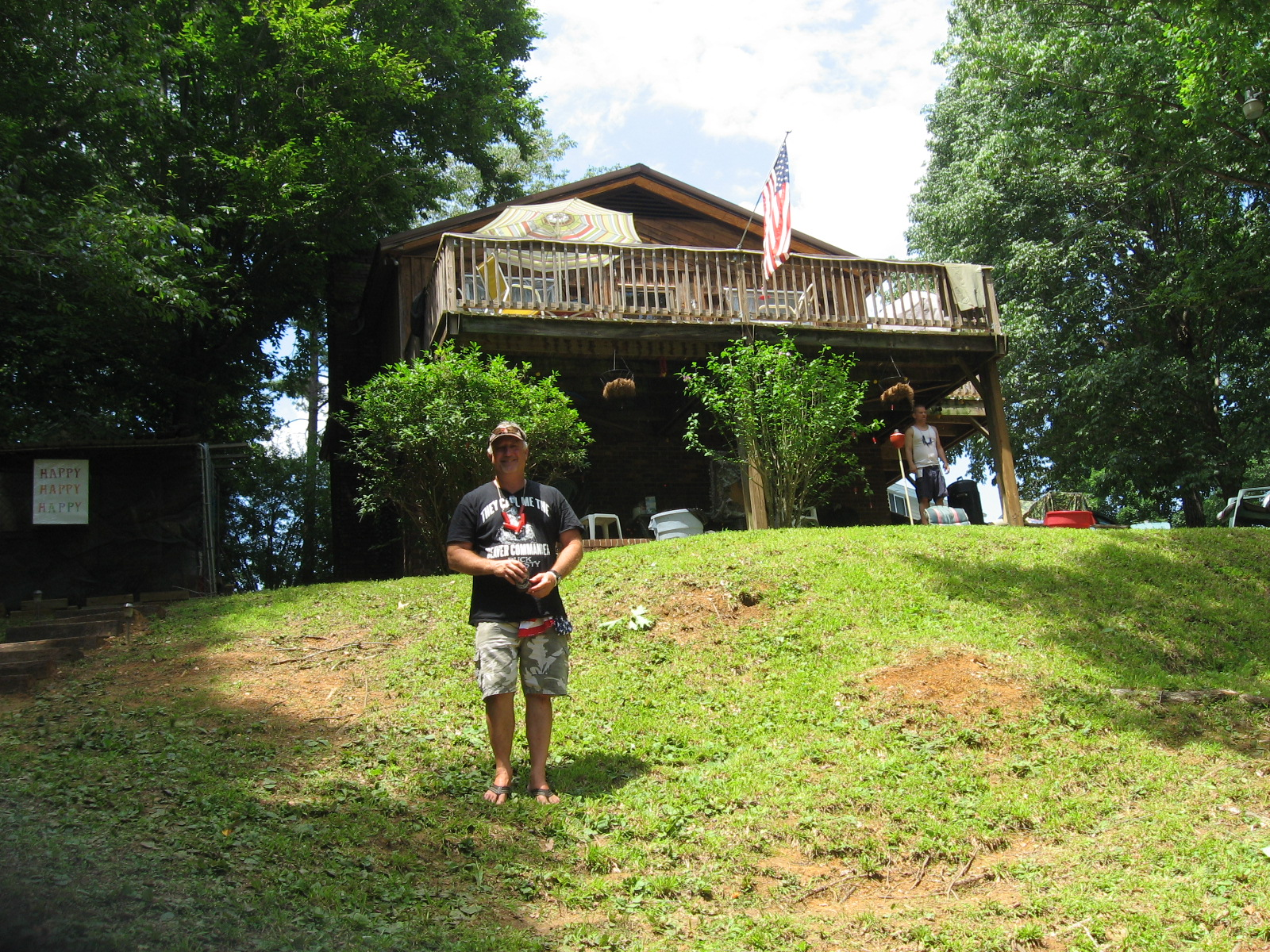 DUCK DYNASTY - POKER RUN STOP - HOSTED BY RICHARD KEENER