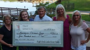 $500 DONATION TO NAZARETH CHILDREN'S HOME